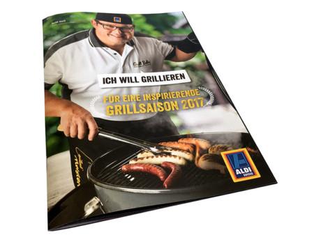 ALDI SUISSE AG – Grillbroschüre