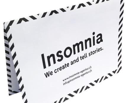 Insomnia GmbH – Eigenwerbung Wesenstest
